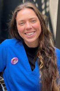 Bianca Penak, Practice Nurse